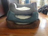 A fábrica nova do projeto fêz a casas de cão luxuosas camas originais do cão