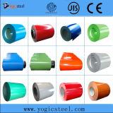 工場価格は電流を通された鋼鉄コイルのカラーによって塗られた鋼鉄コイルをPrepainted
