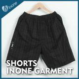 Inone 057 Mens feitos sob encomenda nada calças curtas dos Shorts ocasionais da placa