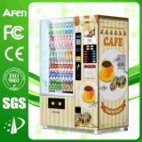 ¡Caliente! Máquina expendedora combinada Af-60g-C4 de la bebida del café