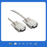 15pin VGA standard Male al VGA Male Cable 10 FT