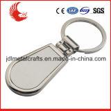Förderndes Feld-Großhandelsinner-geformter kundenspezifischer Metalschlüsselring