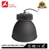 보장 5 년을%s 가진 100W LED 높은 만 산업 빛