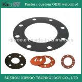 Junta de anillo o suave modificada para requisitos particulares del caucho de silicón de la alta calidad