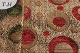 Tessuto del sofà del Chenille con i vari reticolo squisito del jacquard (FTH31111)