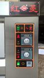Profesional Horno eléctrico de 3 capas 9 bandejas de pan industrial Horno precio