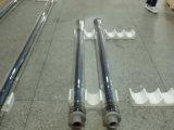 Solar parabolico Tubes Used per Csp con SUS304 Inner Tube