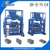 Qt40-1 China konkrete Ziegeleimaschine-Preisliste, hohle Ziegelstein-Maschine