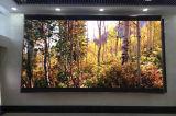 Visualización de LED a todo color de interior P6