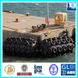 CCS와 ISO 17357를 가진 요코하마 Floating Foam Filled Rubber Fenders