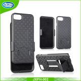 La mejor caja de la pistolera del teléfono móvil del producto de la venta para el iPhone 7