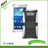Schokbestendige 2 in 1 TPU Geval van de Telefoon van de Cel van PC Kickstand voor de Melkweg Grand3 van Samsung
