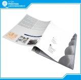 印刷の習慣はマガジン本の小冊子のパンフレットをカタログする