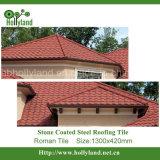 Strato del tetto del metallo di alta qualità (mattonelle romane)