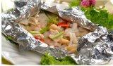 Alta qualidade Kitchen Wrapping Aluminium Foil (folha do revestimento protetor)