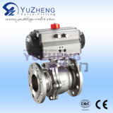 RVS 2PC Thread Ball Valve