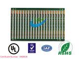 Ключевой PCB пусковой площадки для частей компьютера или мобильного телефона