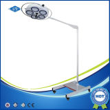 Rechargealle lámpara Médico de funcionamiento de la batería (YD01-4LED)