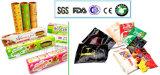 Wordt gebruikt voor de Verpakking van het Suikergoed en van het Voedsel na Deklaag, Druk of het Lakken