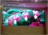 Visualización de LED de interior de alquiler de la pantalla P6 del LED