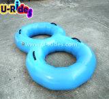 Пробка воды двойного кольца брезента PVC для парка воды