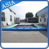Raggruppamento di galleggiamento gonfiabile per l'yacht, raggruppamenti gonfiabili giganti, piscina gonfiabile