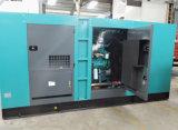 현대 침묵하는 유형 Genset 엔진 전력 디젤 엔진 발전기 세트
