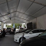 Car Show Tent del Jiangsu Outdoor per il commercio giusto Event