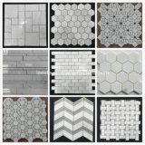 Natürliches Marmorbaumaterial für Gebäude-Wand-oder Fußboden-Dekoration