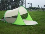 Trägt sofortiges knallen oben Strand-Zelt für kampierendes wanderndes Picnicing