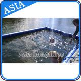 Opblaasbaar Zwembad, De Bescherming van Kwallen