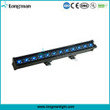 Wasserdichte DMX 60X3w Rgbaw LED Stab-Lichter für im Freienstadium