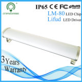 새로운 Arrival IP65 1.5m 60W Industrial 세 배 Proof LED Lamp