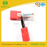 Tagliatrice solida di Inmilling del laminatoio di estremità del radiatore anteriore della sfera del diamante del carburo del tungsteno di rendimento elevato