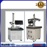para marcação do laser da fibra da tabela do CNC Mopa dos metais & dos metalóides