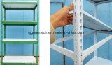 ISO 승인되는 강철 좁은 Asile 가벼운 의무 선반 저장 깔판 선반