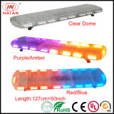LED Clear Dome LED Light Bar für Safety Vehicles (TBD-GA-410L) Ambulance Fire Engine Polizeiwagen Lightbar