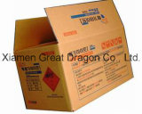 Embalaje de cartón en movimiento de correo de envío cajas de cartón corrugado cajas de cartón (PC119)