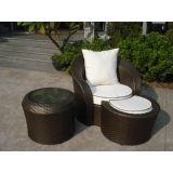 Cadeira de encontro do lazer Home do balcão do Rattan (CL-1006)