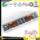 Decorazione domestica, casa modulare, Camera del contenitore