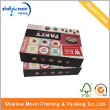 Boîtes de papier de cadeau coloré fait main (QYZ289)