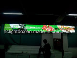 AluminiumFrameless Fabric und Textile Advertizing Light Box