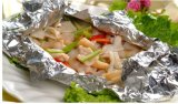 Alta qualità Kitchen Wrapping Aluminium Foil (stagnola della protezione)