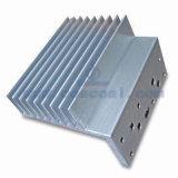 Aangepast Uitgedreven Aluminium Heatsink voor Verlichting