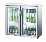 Mini réfrigérateur d'affichage de bière