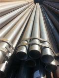Pipes en acier noires d'ASTM A500 gr. B avec l'extrémité conique
