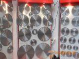 Hoja de sierra circular Tct para corte de metales ferrosos