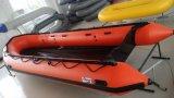 10 Personen Bigger Inflatable Boat Aluminium vloer (FWS-A560)