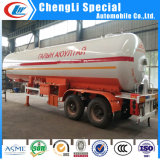 3 assen 40.5cbm LPG Cooking Gas Tank Semi Trailers 20tons voor Low Price