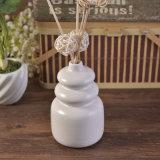 weißes Entwurfs-Mattaroma-keramische Flaschen des Calabash-254ml
